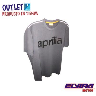 Aprilia Racing Man T-Shirt Paddock 2011 Colección Paddock