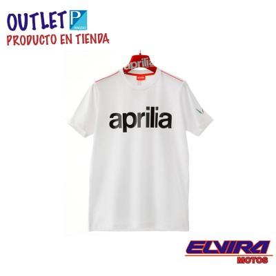 Aprilia Racing Man T-Shirt Paddock 2011
